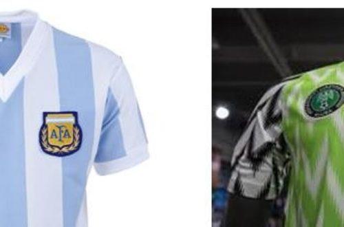 Article : On retient notre souffle pour le match Argentine-Nigeria