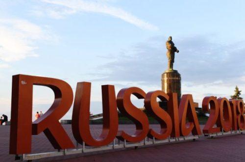 Article : Top départ pour la Coupe du Monde de Football 2018