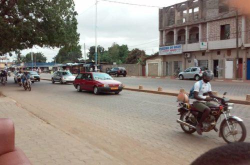 Article : Portrait – Da Massan, la taxiwoman
